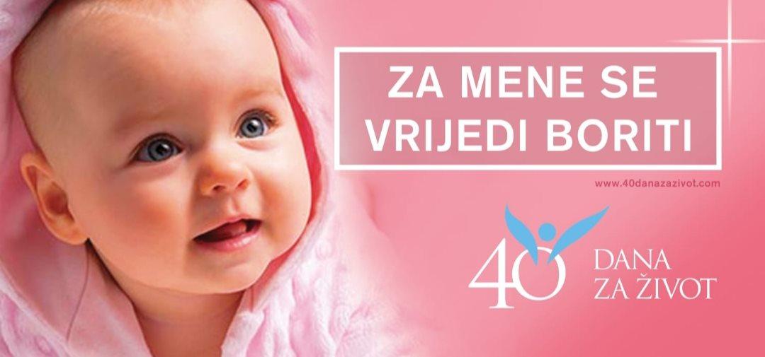 Pro-life jumbo plakati osvanuli diljem Hrvatske!